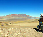 Schlafplatzsuche auf 5.000 m in Bolivien